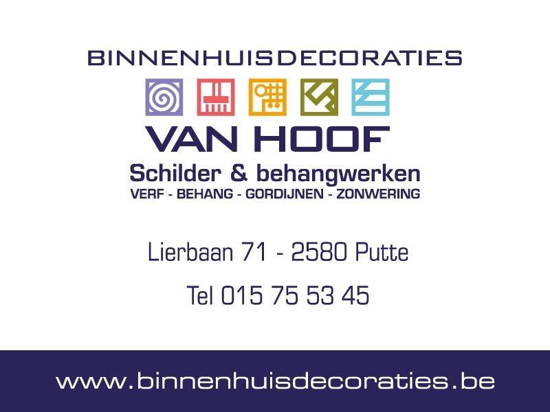 Binnenhuisdecoraties Van Hoof
